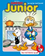 Donald Junior forside
