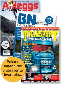 TransportMagasinet nr 1 2013