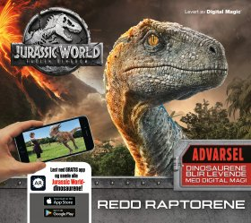 JURASSIC WORLD AR DIGITAL MAGI