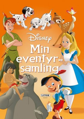 DISNEY - MIN EVENTYRSAMLING