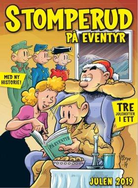 STOMPERUD PÅ NYE EVENTYR