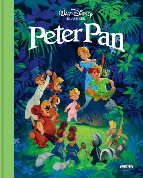 DISNEY KLASSIKER, PETER PAN